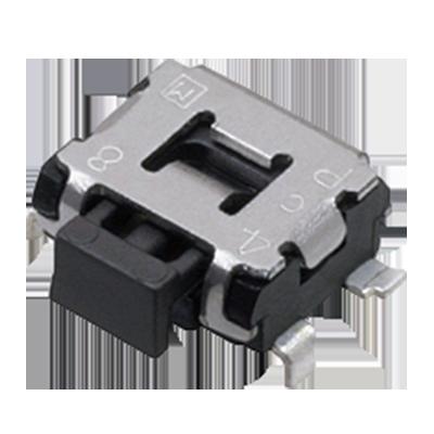 3.5mm x 2.9mm型方形侧面操纵SMD