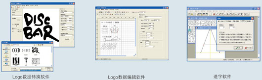 「Laser Marker NAVI」收錄軟件