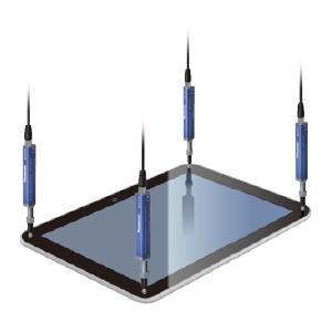测量平板电脑表面的平整度