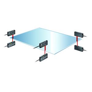 玻璃基板 位置控制