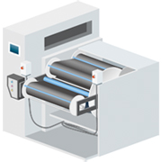 薄膜等的卷绕装置实施张力控制、卷绕速度控制等,实现高精度的模拟量控制