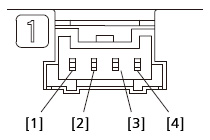 端子排列图