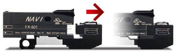 仅输出信息(ON/OFF)可实现通信的传感器(不对应光通信的机型)