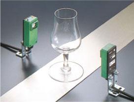 透明體也能可靠檢測