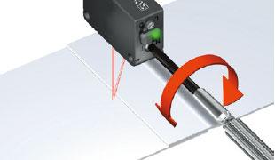 以2%以下的应差可检测小到0.4mm的高低差[CX-441/443]