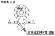 帶指示器的機械式2圈調節器