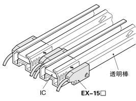 区分PCB位置检测IC