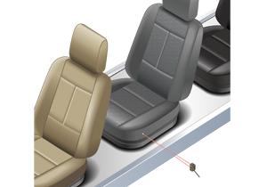 车载用座椅的检测