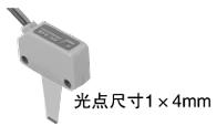 行聚焦传感器 [SH-84R]