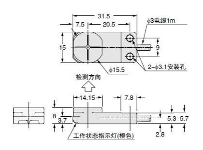 GX-F15□  GX-FL15□