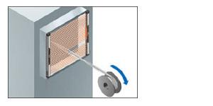 配備有可使不確定的光軸失效的浮動消隱功能