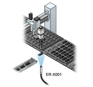 搬运微小部件的过程中实现无风除电
