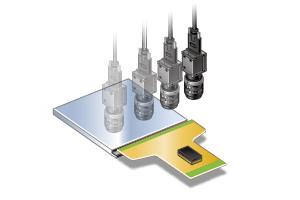 液晶板与PCB基板的压接