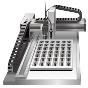 焊接镜头(直交型机械手)