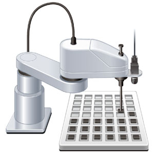 IC码垛(平面关节型机械手)